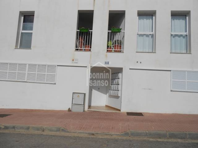 Apartment in Mercadal (Town)