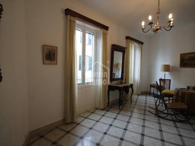 Casa tipica Menorquina en el centro de Mahón