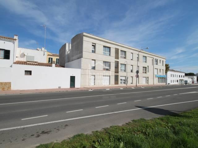 Apartamento en planta baja en Es Castell, Menorca.