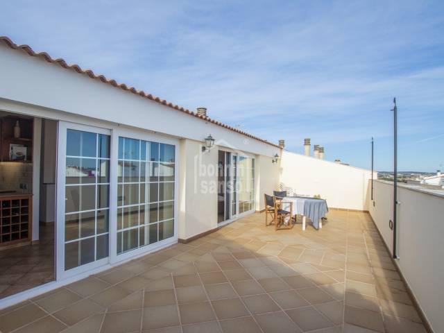 EN EXCLUSIVA Precioso ático en zona tranquila, Ciutadella, Menorca