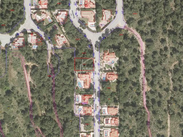 Building plot in Son Parc, Menorca