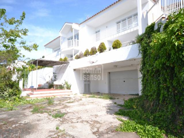 Villa in Cala Galdana
