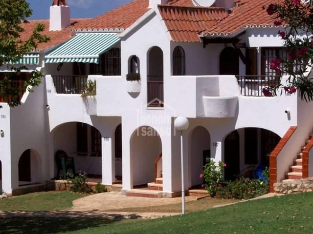 Apartment in attraktiver Anlage nahe dem Strand von Son Bou.Menorca