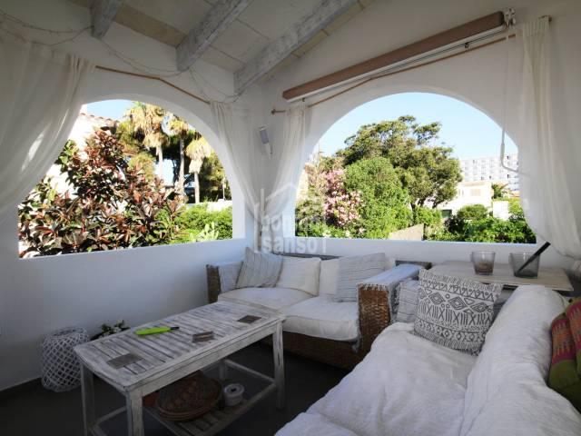 Fantastisches Ein-Familien-Haus in Salgar, Menorca.