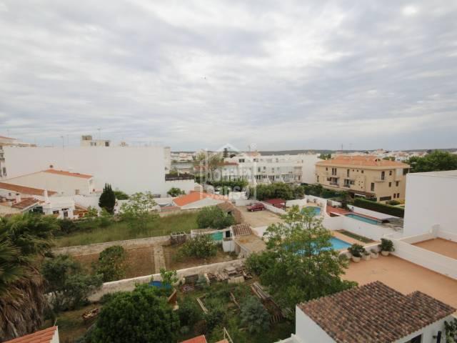 Comfortable flat in the centre of Mahon close to schools etc in Menorca.
