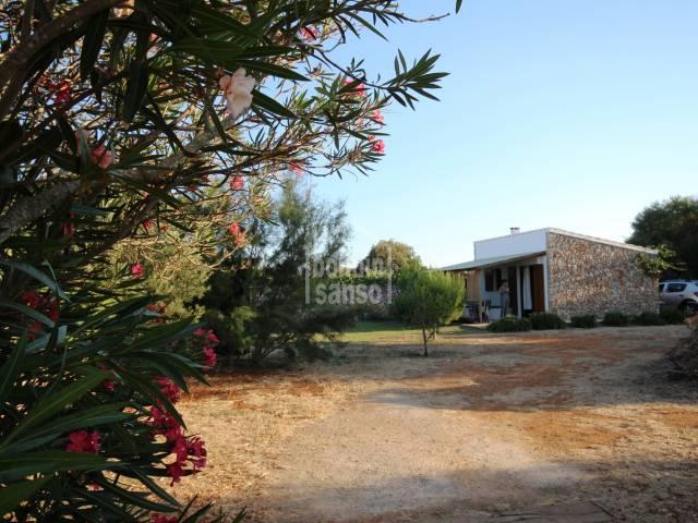 Preciosa casita de campo con terreno de 1881m2 en Torret
