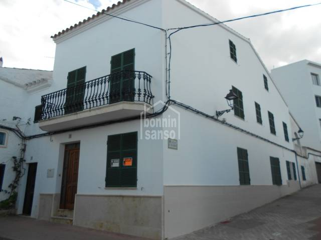 Spacious townhouse in Es Migjorn Gran