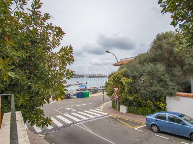 Precioso apartamento en Puerto de Mahón (Menorca)