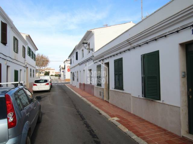 House in Sant Lluis (Town)