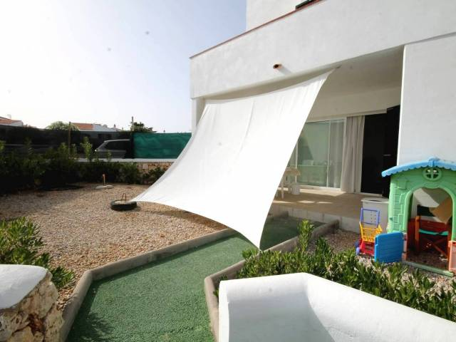 Semidetached house close to Arenal beach. Menorca