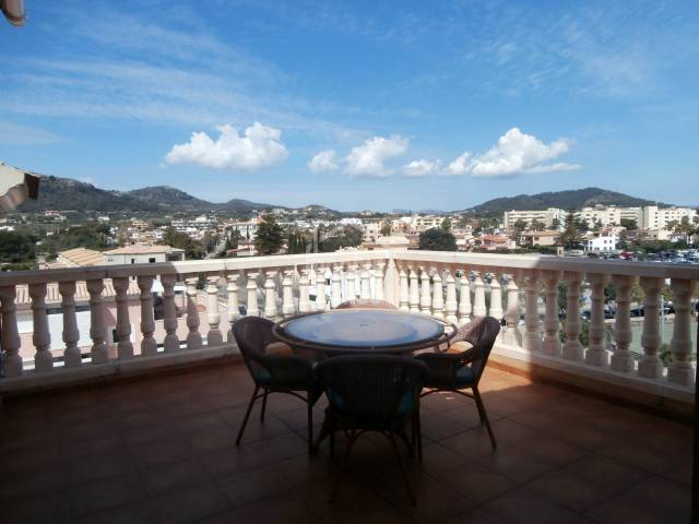5th floor apartment in the best complex in Cala Millor