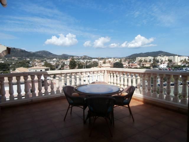 Apartamento en el mejor complejo de Cala Millor