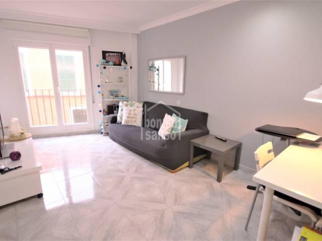 Preciós pis d'una habitació molt a prop del centre, Ciutadella, Menorca