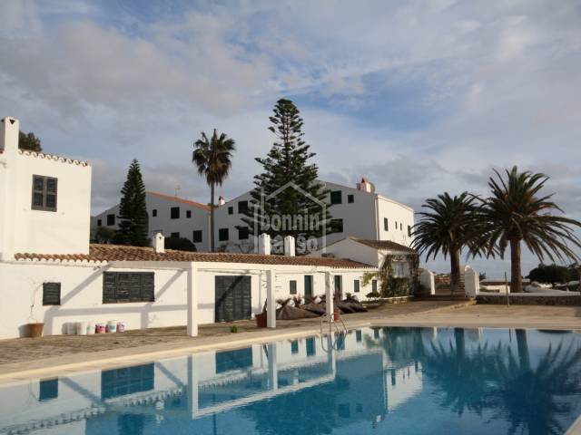 South facing apartment with magnificent sea views, Santo Tomas Menorca