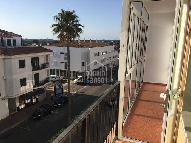 Apartment/flat in Sant Lluis (Town)