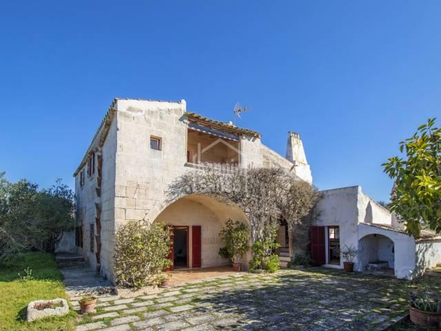 Hermosa finca rústica en Ciutadella, Menorca