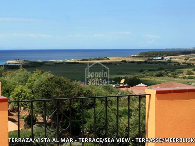 PENTHOUSE - APARTMENT WITH SEA VIEW - Torre Soli Nou, Menorca
