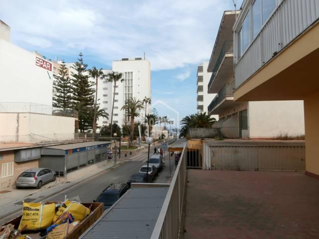 Apartamento con vista mar en el centro de Cala Millor