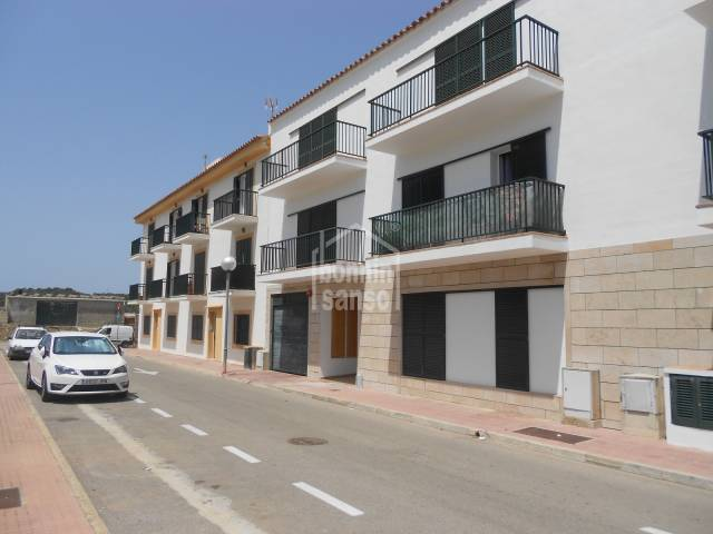 Second floor apartment with lift in Mercadal. Menorca