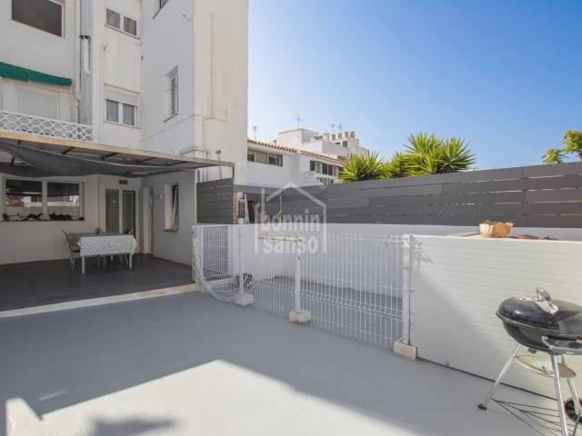 Appartement/Étage en Mahon Centro