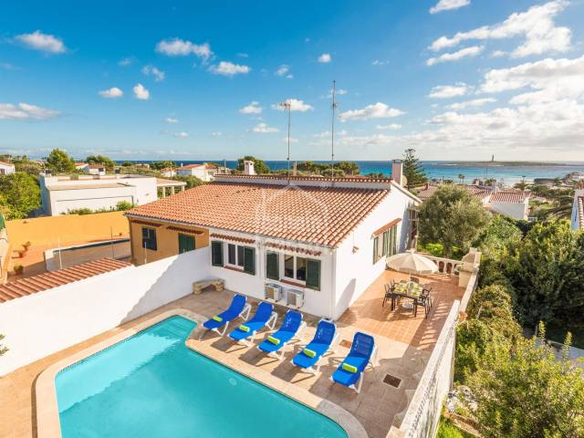 Interesting property in Punta Prima, Menorca