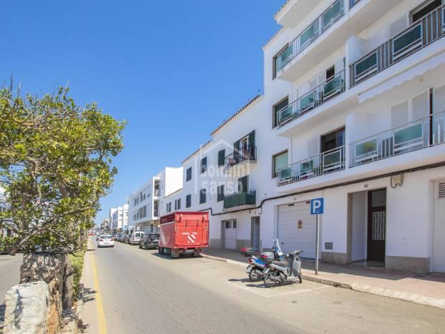 Apartamento tipo duplex en segunda planta en San Luis, Menorca
