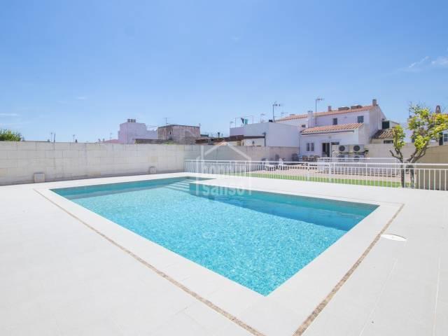 Espectacular casa con piscina en Mahón, Menorca