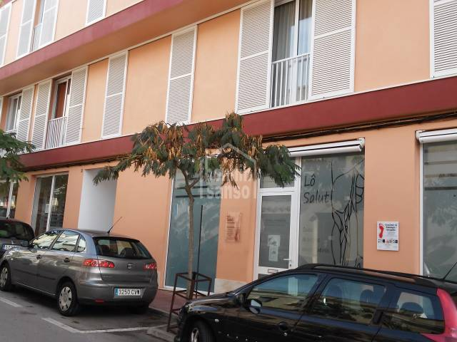 n attractive ground floor flat in Alaior