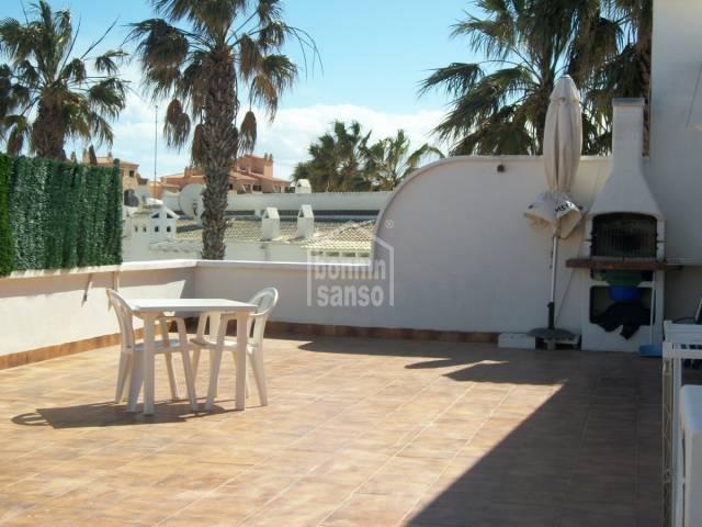 Precioso apartamento al lado del puerto de Calan Bosch, Ciutadella, Menorca