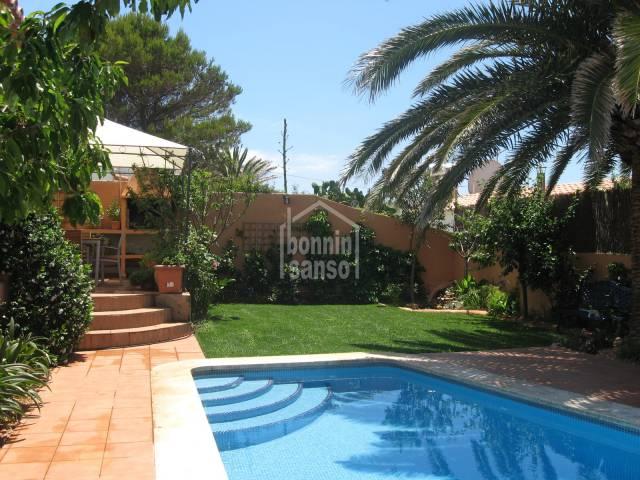 Pretty villa in Calan Porter, Menorca