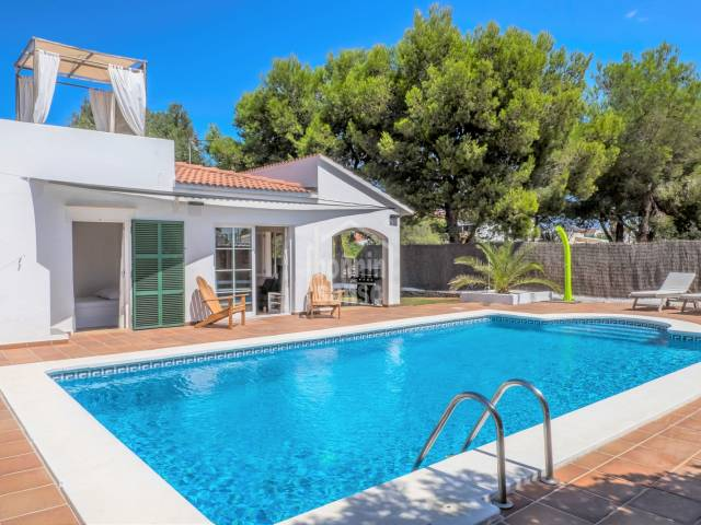 Villa completely renovated very close to Cala'n Brut, Ciutadella, Menorca.