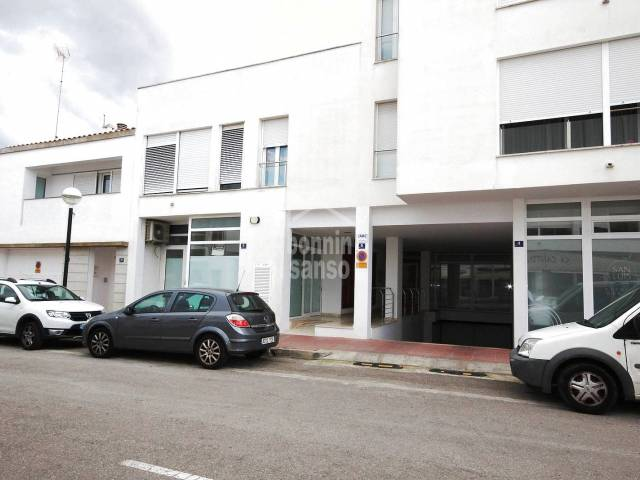 Smart flat in San Luis, Menorca