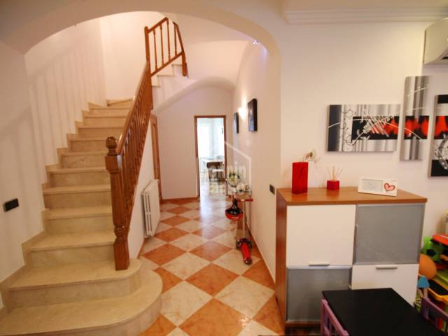 Refurbished townhouse in the centre of Alayor, Menorca