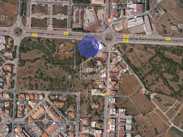 Suelo edificable en Malbuger, en zona de expansión. Mahón - Menorca