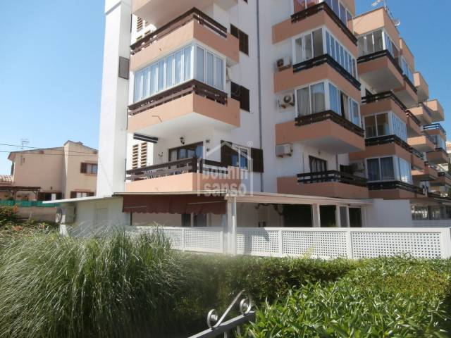 Well cared for apartment of approx. 60m² plus 8m² terrace, Only 2 minutes to the lovely beach in Cala Bona