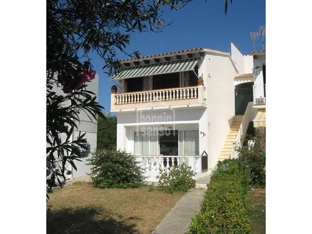 Apartment located in residential area of S´Algar