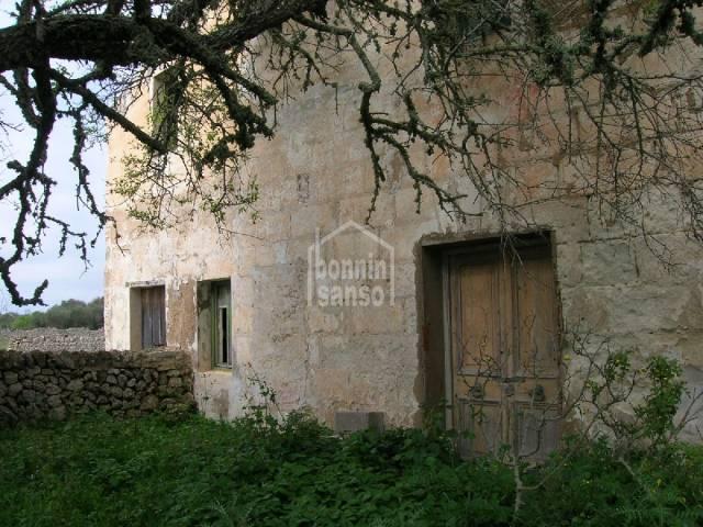 Landhaus/Bebaubar in Llumesanes