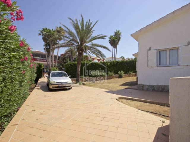 Refurbished villa in Torre Soli Nou, Menorca
