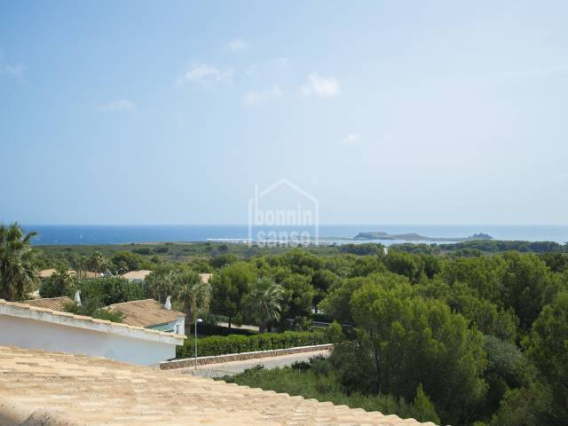 Apartment in Coves Noves, on the north coast of Menorca