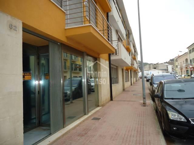 Local ubicado en Es Mercadal, Menorca