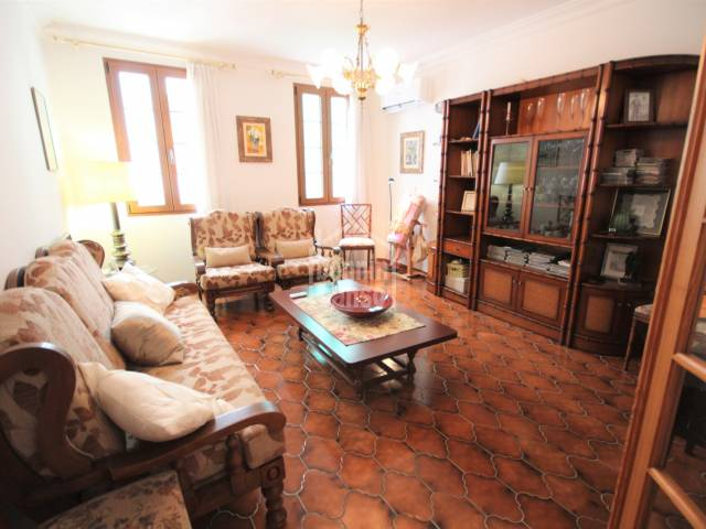 Housing in the Historic Center, with parking for neighbors a few meters Ciutadella, Menorca