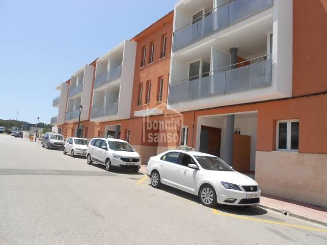Neubau Wohnung in Mercada, Menorca.