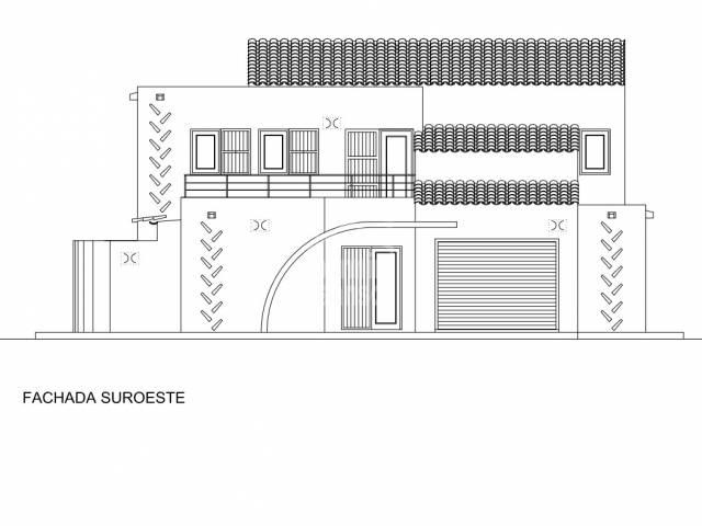 Magnífica vivienda de diseño en Cala Morell, Ciutadella, Menorca