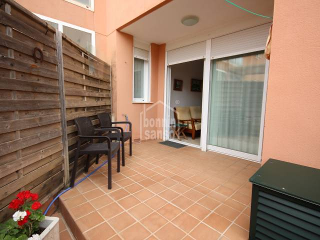 Beautiful ground floor flat with garden in Ciutadella, Menorca