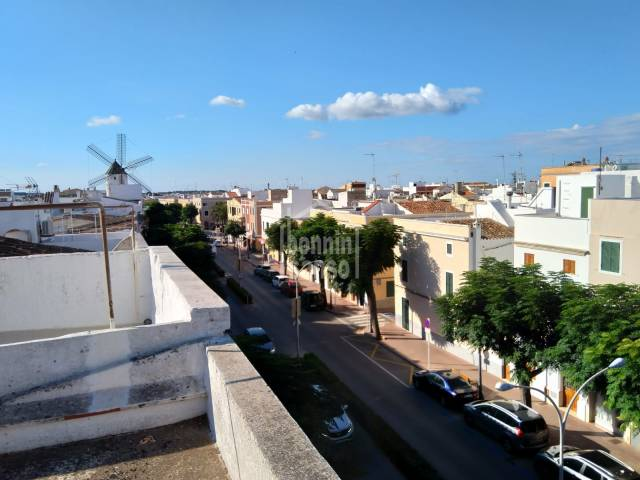 Apartment in construction in Ciutadella, Menorca