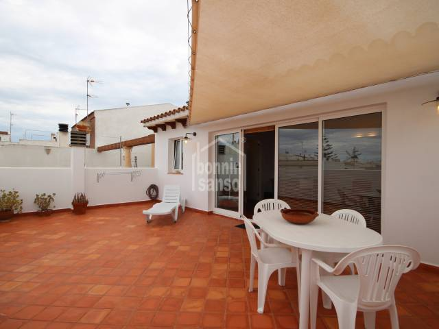 Elegant first floor property in Ciutadella, Menorca