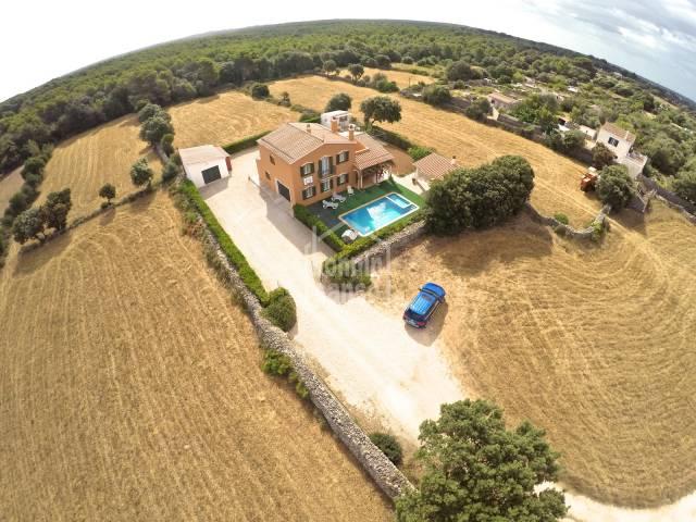 Chalet con terreno en el cami den Kane, Menorca