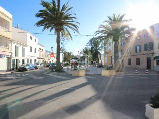 Ground floor flat with charm, San Clemente, Menorca