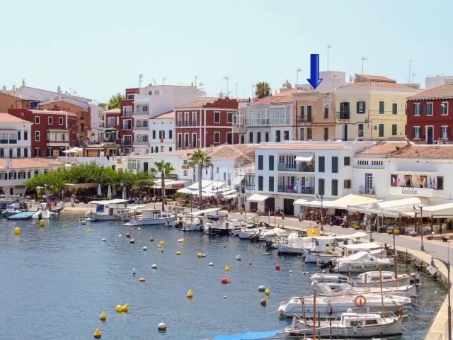 Proyecto de rehabilitación de casa sobre Cales Fonts. Es Castell. Menorca