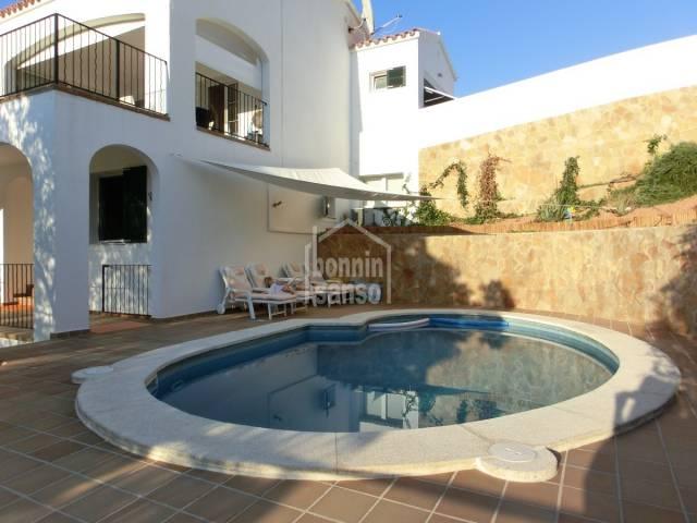 Villa in Cala Llonga,Menorca